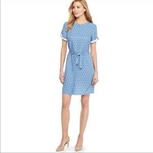 NWT The Limited Short Sleeve Shirt Dress